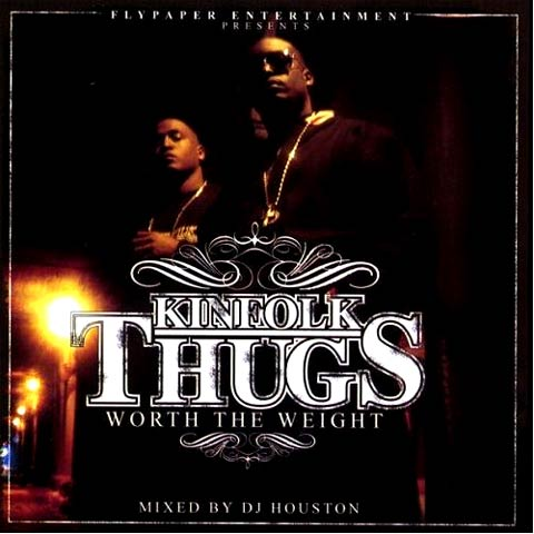 Photo - Kinfolk Thugs - Worth The Weight Album Cover