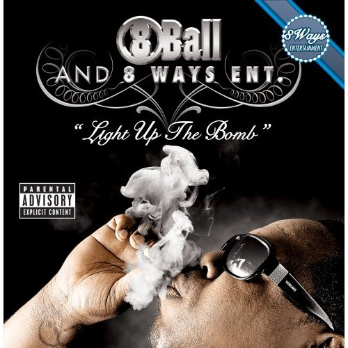 8Ball Light up the Bomb album cover