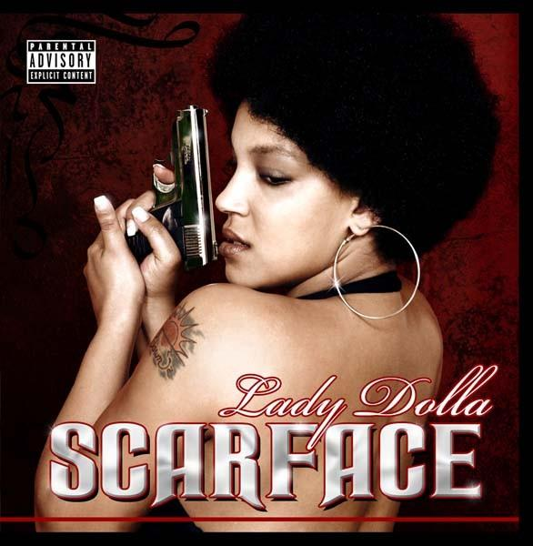 Lady Dolla Scarface album cover