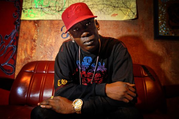 Former Three 6 Mafia member Crunchy Black -- Photo: Brandon Dill, The Commercial Appeal