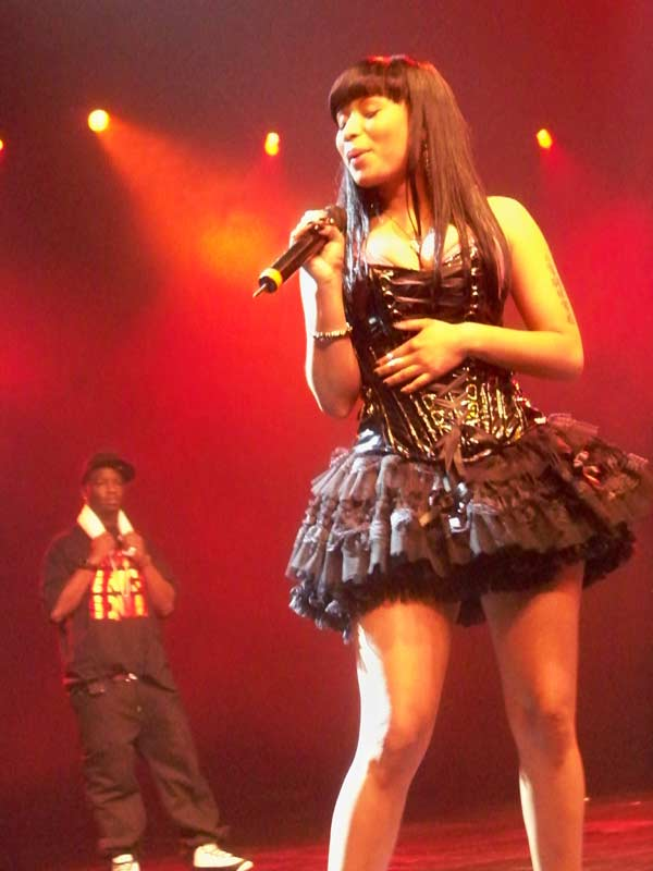 Photo of Nicki Minaj at the 2009 Southern Entertainment Awards