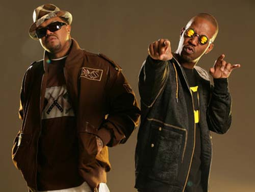 Photo of Three 6 Mafia - Juicy J and DJ Paul