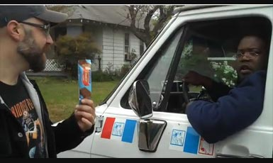 Craig Brewer meets the rapping Ice Cream Man