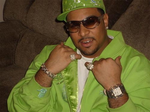 Photo of rapper Big Face Mike