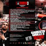 La Familia 3: Ten-a-key Edition mixtape back cover
