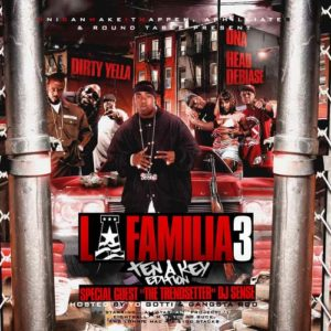 La Familia 3: Ten-a-key Edition cover