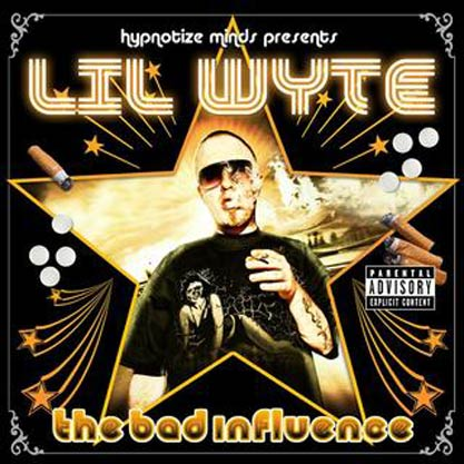 Lil Wyte The Bad Influence album cover