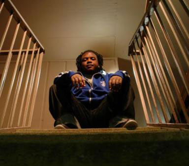 Photo of Memphis rapper MacharoPhoto of Memphis rapper Macharo