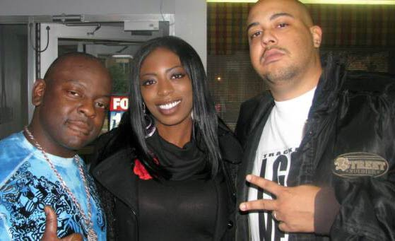 Picture of Nasty Nardo, Choosey and Trackman