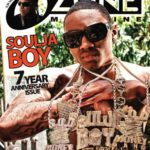 Soulja Boy Covers Ozone Magazine, 7 Year Anniversary Issue 2009