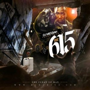 Young Buck - Mr. 615 Mixtape cover