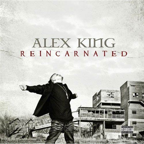 Alex King Reincarnated album cover