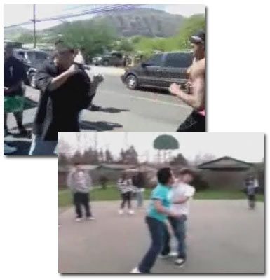 Collierville Tennessee Teen Fight Club Busted