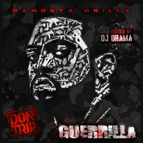 Don Trip Guerrilla mixtape cover