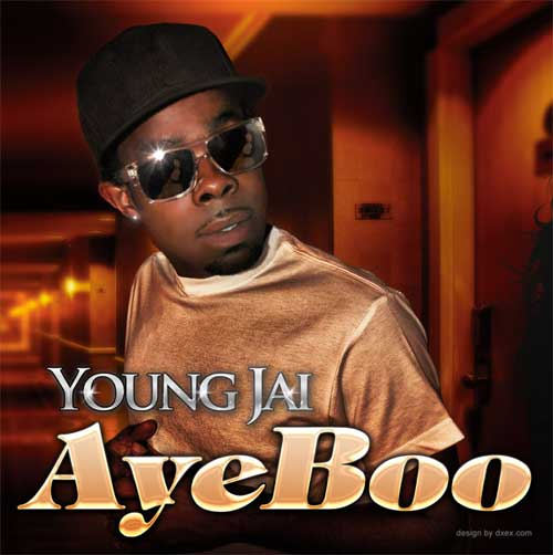 Photo of Young Jai new single Aye-Boo promotional cover