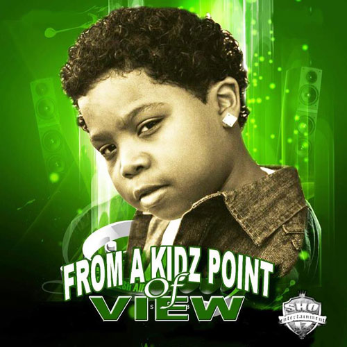 PHOTO: Rapper Lil P-Nut From A Kidz Point of View mixtape