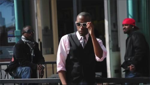 Photo - 3MK in Hey Ma music video