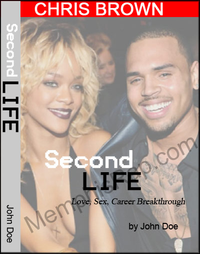 Photo - Chris Brown Tell All Book About Rihanna
