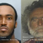 PHOTOS: Miami Cannibal Attack men identified as Rudy Eugene, Ronald Poppo