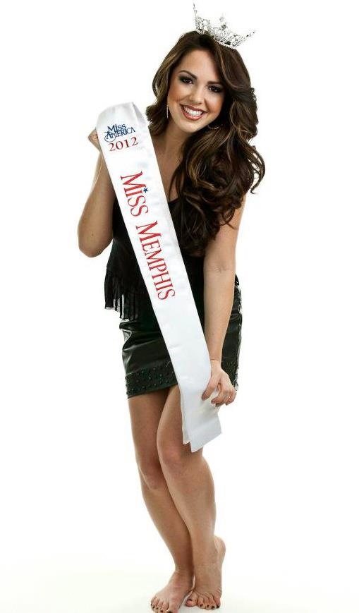 PHOTO: 2012 Miss Memphis, Cyrena Wages