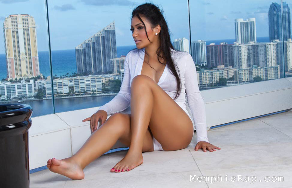 PHOTO: Miss Shantel Jackson Floyd Mayweather Jr. Girlfriend