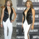 PHOTOS: Miss Shantel Jackson at Mayweather Cotto Fight