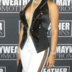 PICTURE: Miss Shantel Jackson at Mayweather Cotto Fight