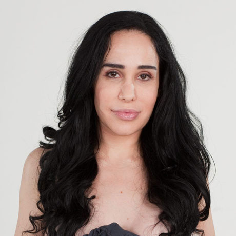 Octomom Nadya Suleman 1st Topless Photos