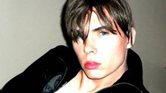 Photo of Luka Rocco Magnotta, alleged porn cannibal