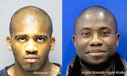 Photo - Alexander Kinyua cannibal ate Kujoe Bonsafo Agyei-Kodie brain and heart