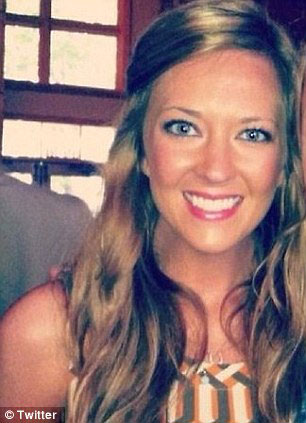 Photo of Anna Michelle Walters, teacher accused of sex with students