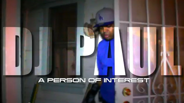 Photo of DJ Paul in Trap Back Jumpin video