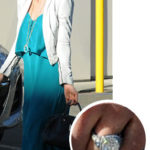 Photo - Jessica Biel Wedding Ring