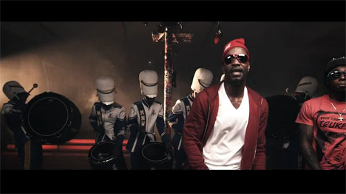 Juicy J 'Bandz A Make Her Dance' Video Sparks Miami High School Controversy