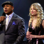 Image - Taylor Swift and LL Cool J Grammy Nominations Live