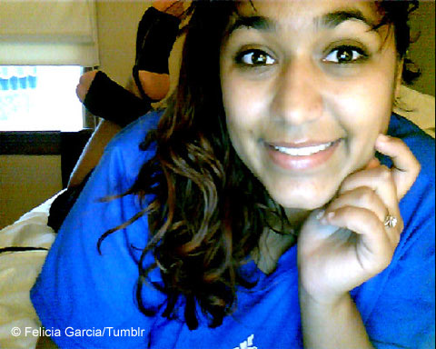 15 Yr-Old Teen Felicia Garcia Jumps To Suicide In Front Of Train After Bullying