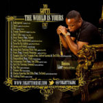 Yo Gotti Cocaine Muzik 7 (CM7) The World Is Yours Mixtape (Back Cover)
