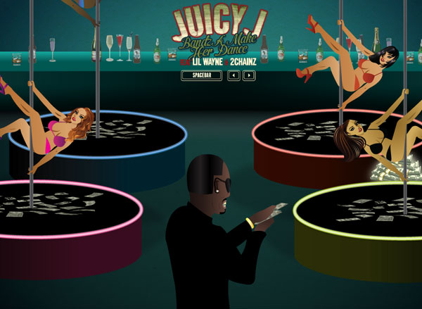Juicy J video game
