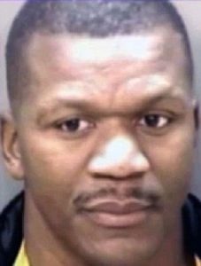 Photo of Memphis deadbeat dad Terry Turnage Mugshot