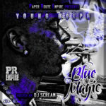 Photo - Young Dolph Blue Magic Mixtape