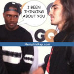 Photos of Frank Ocean and boyfriend Willy Cartier?