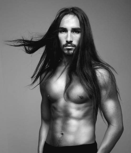 Photo of Frank Ocean model boyfriend Willy Cartier?