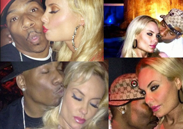 Pictures of Coco and Rapper AP.9 Vegas Photos