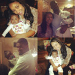 Kasandra Perkins Facebook pictures with Jovan Belcher and Zoey