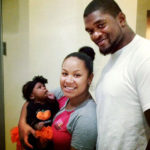 Picture of Kasandra Perkins, Jovan Belcher and baby Zoey