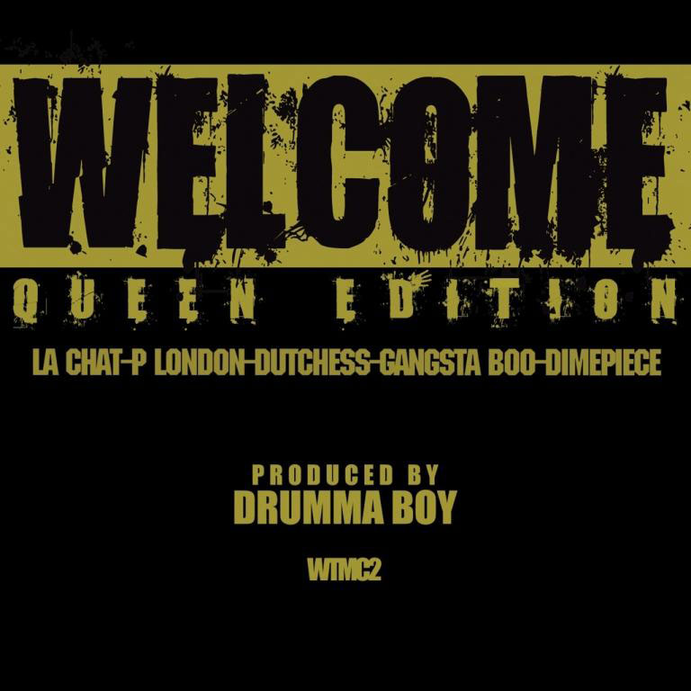 Welcome Queen Edition promo cover