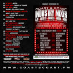 Coast 2 Coast Mixtape Volume 225 hosted by Yo Gotti back cover