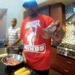 DJ Paul Grilled Pork Chops and Corn on The Cob