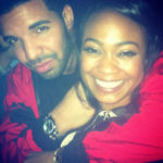 Tatyana Ali is all smiles as she hangs out with rapper Drake