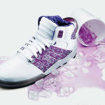 Lil Wayne Vice Pack Sneakers Skytop III White Cup N Purple Stuff